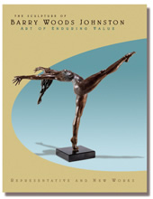 Barry Woods Johnston Sculpture Brochure