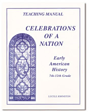 Celebrations Teaching Manual